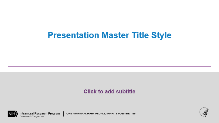 IRP PowerPoint Templates