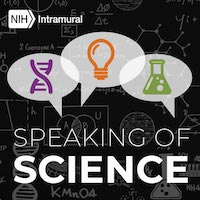speaking of science logo