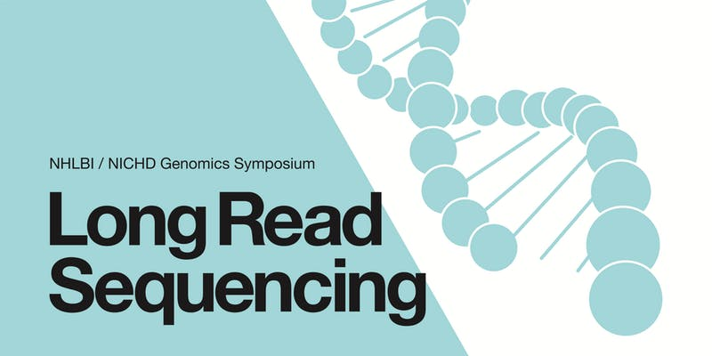 NIH Long Read Sequencing symposium poster